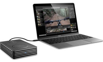 Seagate Innov8 8 TB Hard Drive Ditches the Dedicated Power Cord