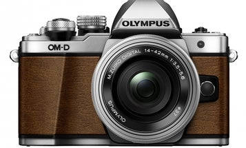 You Can Now Buy a Limited Edition Olympus E-M10 II Camera Wrapped In Tan Faux Leather