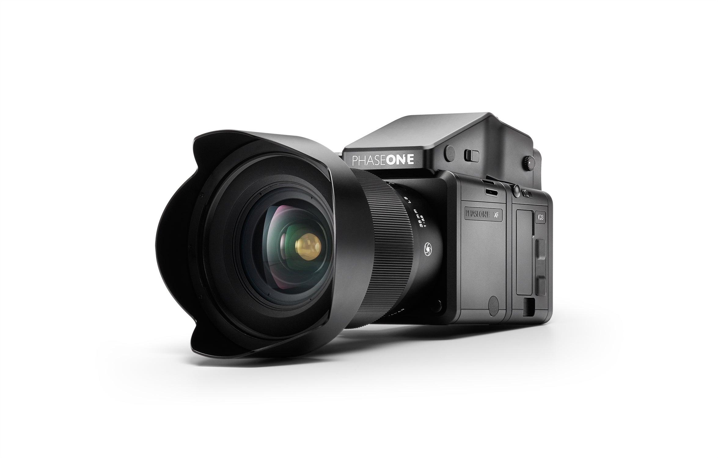 New Gear: Phase One XF Medium Format Camera System