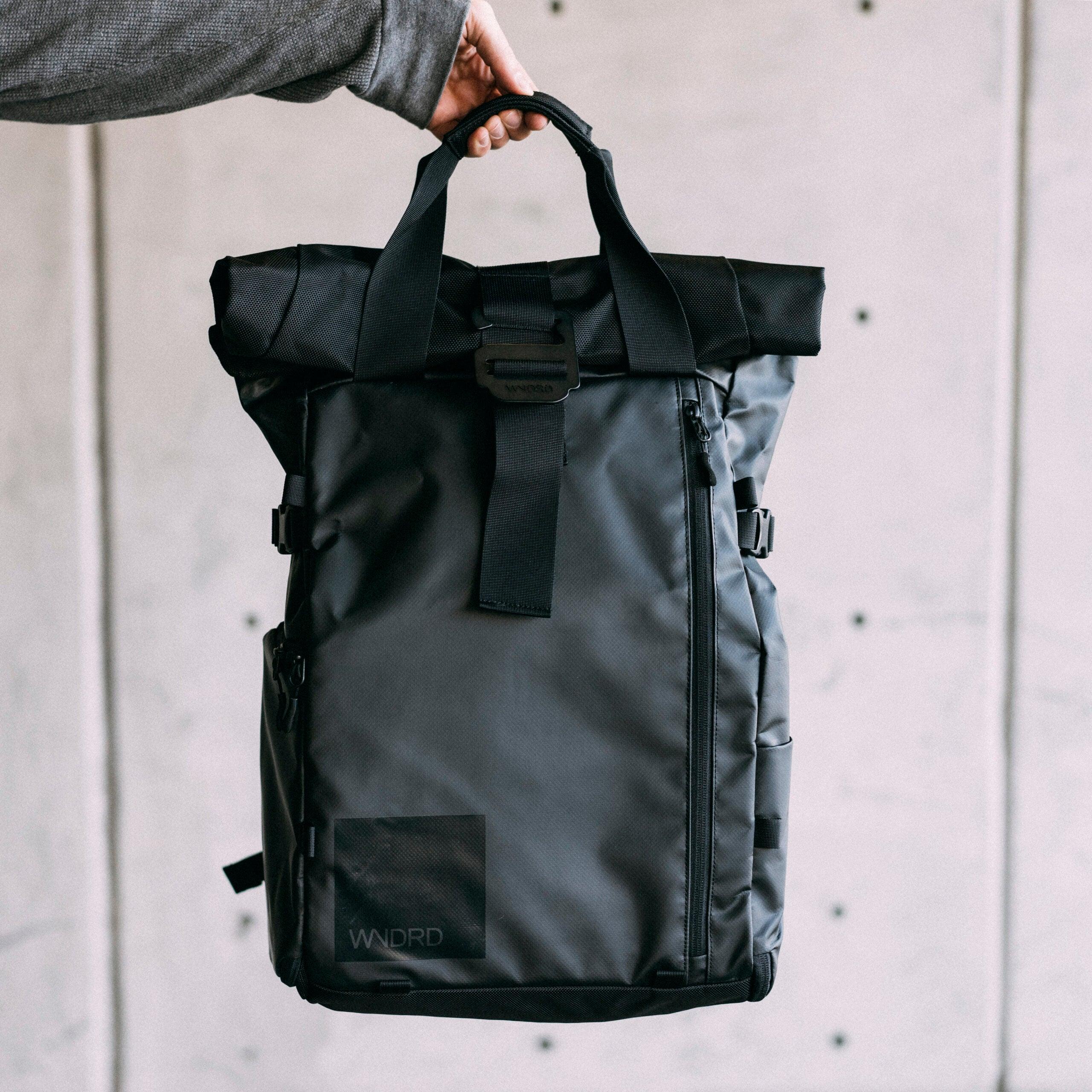 The WANRD PRVKE Camera Bag