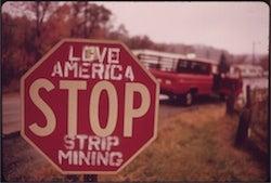 Stop Strip Mining Thumb