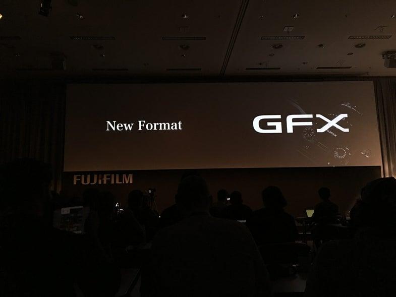 Fujifilm GFX Large Sensor Digital Cameras Announced At Photokina 2016