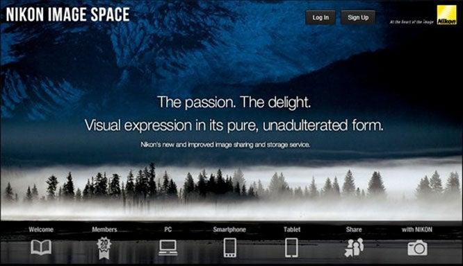 nikon image space