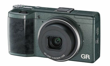 New Gear: Ricoh Limited-Edition GR With Custom Accessories
