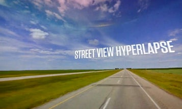 """""""Hyperlapse"""" Turns Your Daily Commute Into a Stunning Timelapse"""