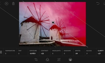 Lightroom Mobile Update Brings Raw Editing to iOS, Enhanced Camera Features to Android