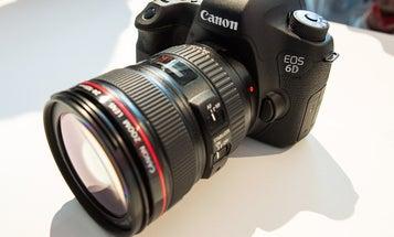 Canon 6D Full-Frame DSLR: Hands-On Impressions