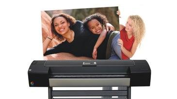Printer-Test-HP-Designjet-Z3200
