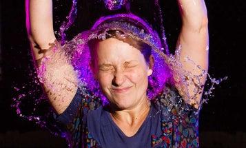 How-To: Shoot an #IceBucketChallenge Speedlite Portrait Photo