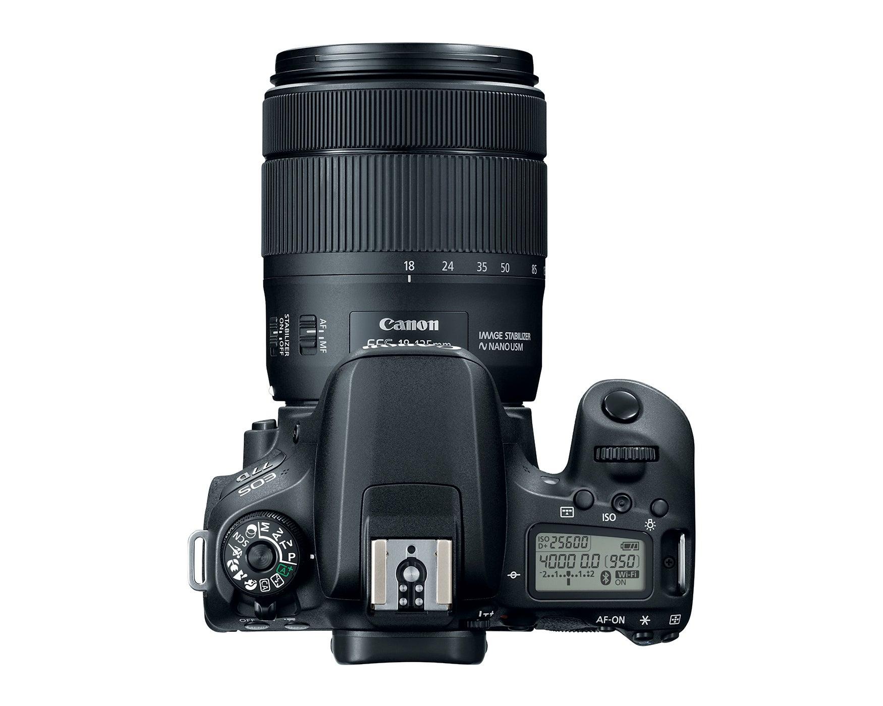 Canon 77D DSLR