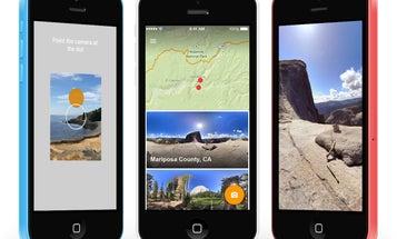 Google Sphere App Comes to iOS