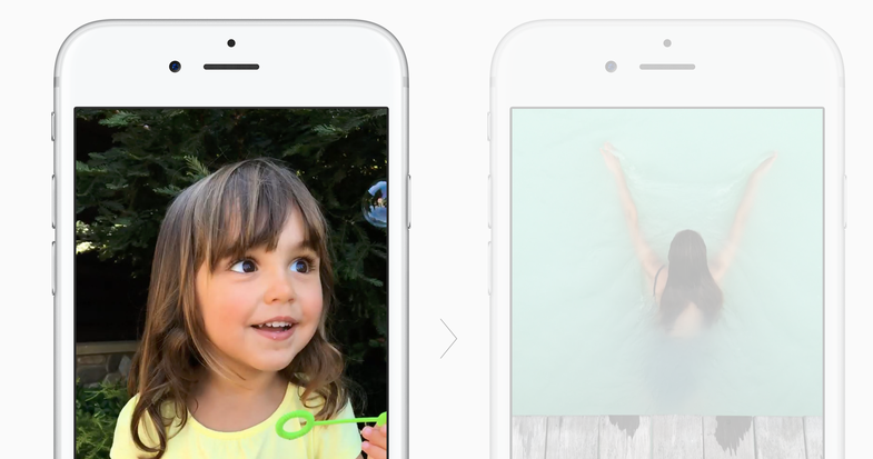 iPhone Live Photos Now Supported By Facebook