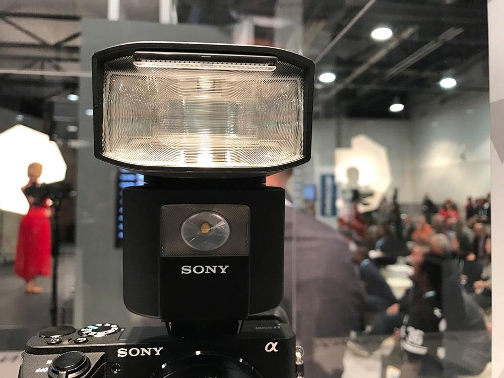 Sony HVL-F45RM Radio Flash
