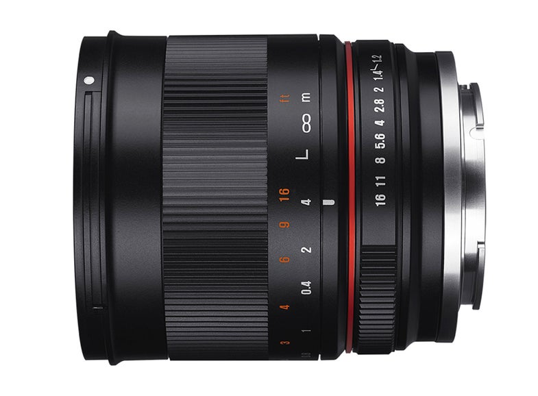 Rokinon 50mm f/1.2 lens Review