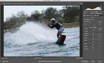 Software Workshop: Use Adobe Camera Raw to Fix a Photo With Lighting