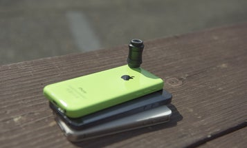 Kickstarter: Lensbaby Sweet Spot Is a Selective Focus Lens for the iPhone