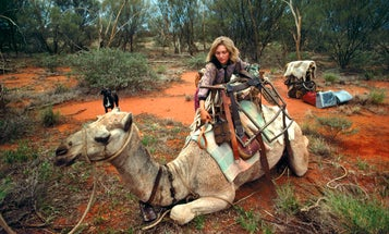 Interview: Rick Smolan's Journey Across the Outback