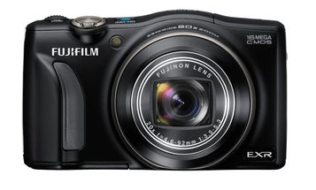 New Gear: Fujifilm's CES 2012 Compact Line-up
