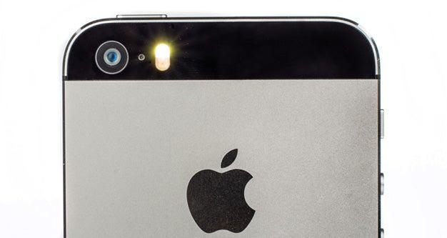 iphone 5s flash
