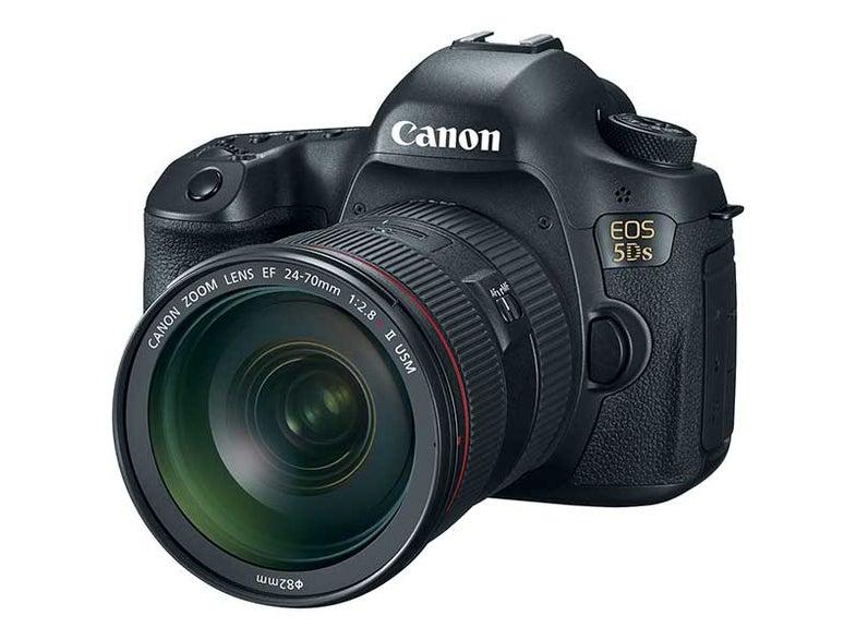 Canon 5DS 50.6-megapixel DSLR
