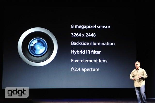 iPhone 5 Camera Liveblog