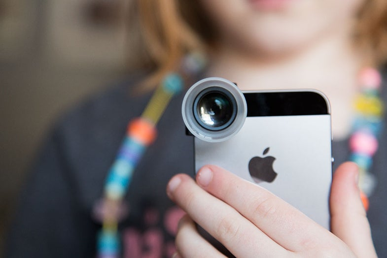 Olloclip 3-in-1 Macro Lens for iPhone