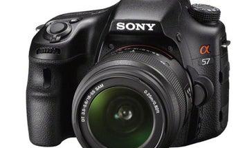 New Gear: Sony a57 Translucent Mirror Camera