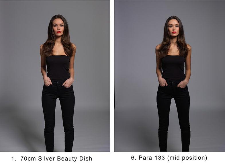 beauty comparison