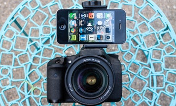 Review: Tether Tools Look Lock Smartphone Holder For DSLRs