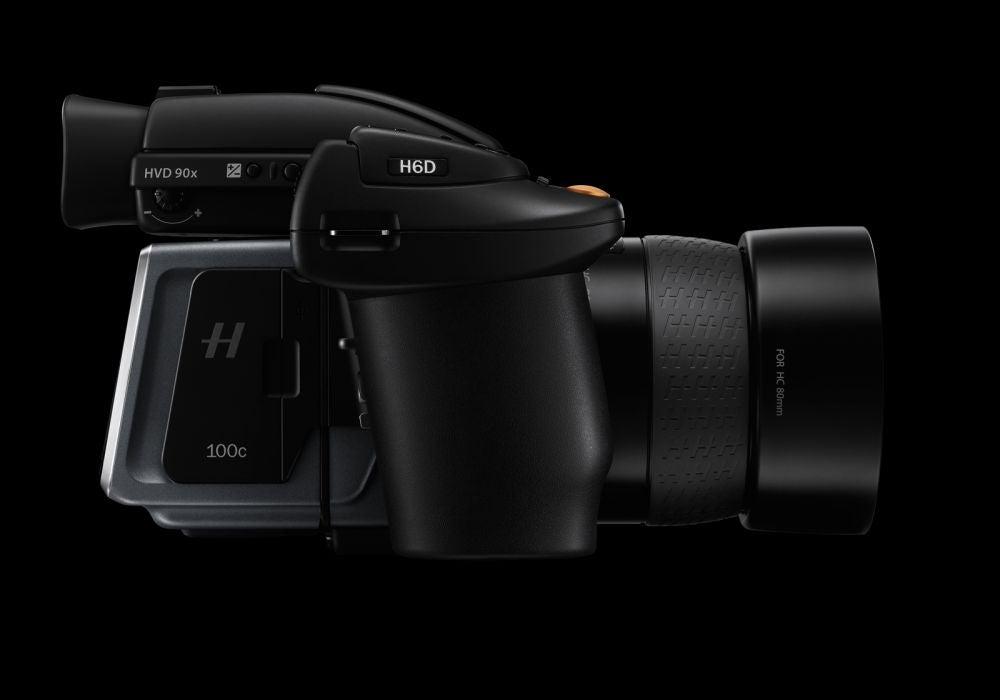 Hasselblad H6D-100c Medium Format Digltal Camera