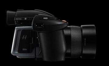 New Gear: Hasselblad H6D-100c Camera Is a 100-Megapixel, 4K-Shooting Medium Format Monster