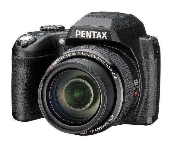 Pentax XG-1 Super-zoom camera
