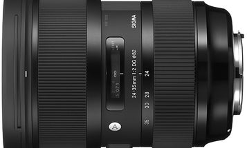 Lens Test: Sigma 24–35MM F/2 DG HSM Art