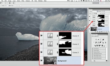 Software Workshop: Adding Selective Greyscale to a Photo