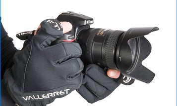 Kickstarter: Valleret Photography Gloves Are Made For Winter Sports Shooter