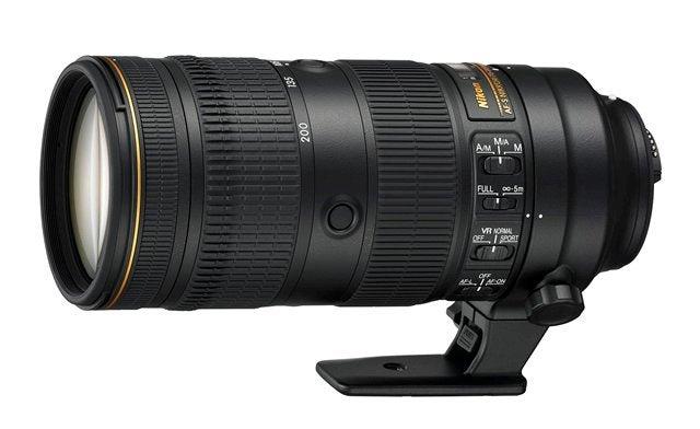 Nikon's Updated AF-S NIKKOR 70-200mm f/2.8E FL ED VR Zoom Lens