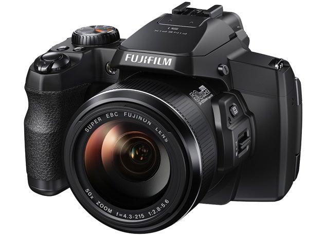 Fujifilm S1 Superzoom Camera