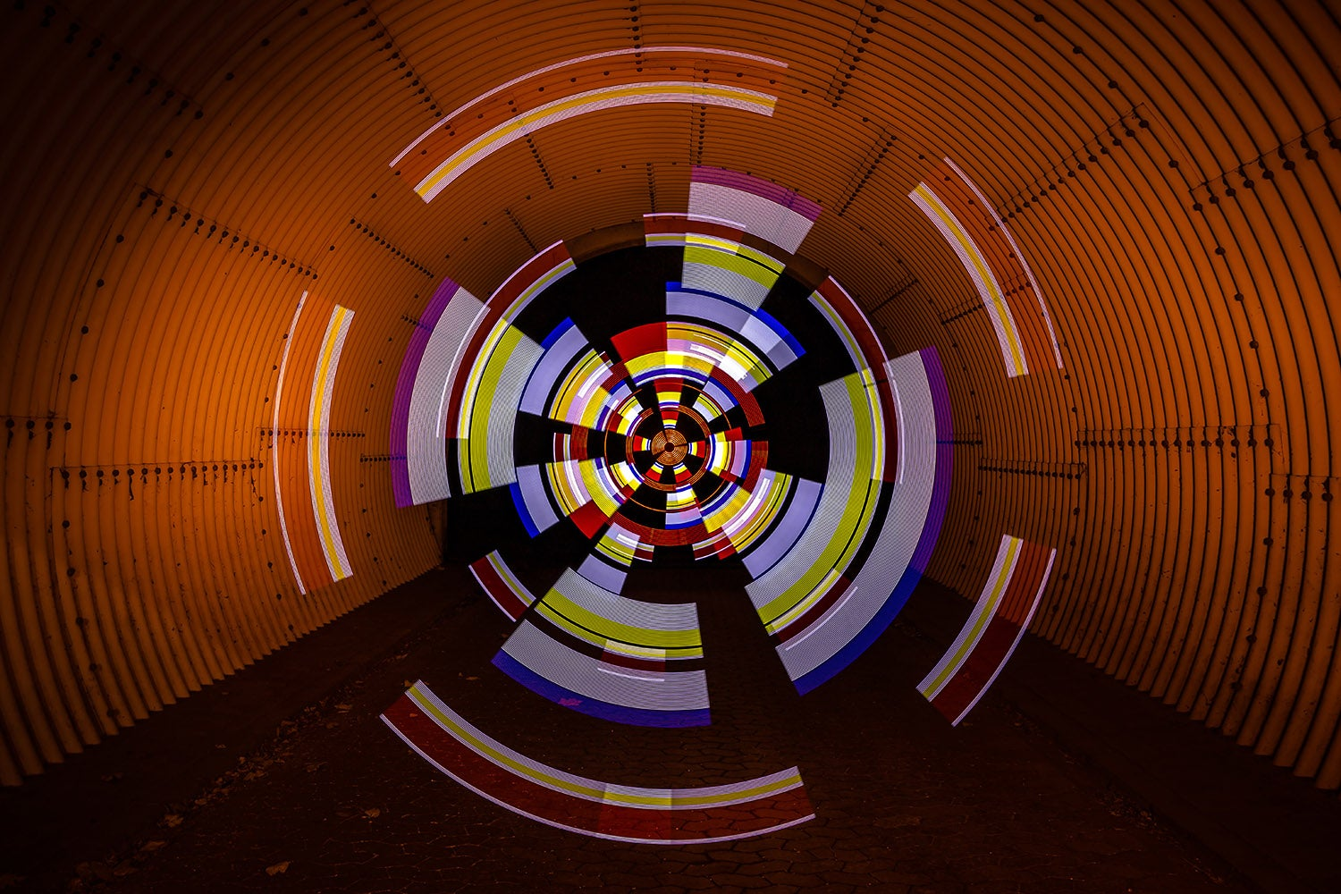 You Can Do It: Create Abstract Light Patterns In Photos Using LEDs