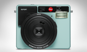 Leica Sofort Is A Stylish Instant Film Camera That Shoots To Fujifilm Instax