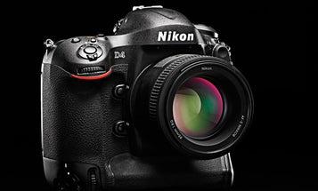 Camera Test: Nikon D4 DSLR