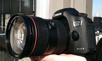New Gear: Canon EOS 5D Mark III