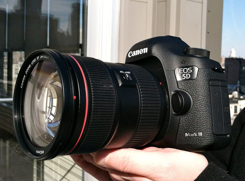 Canon 5D Mark III Main