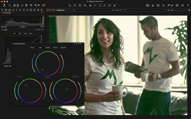 Capture One Pro 8.2 Software