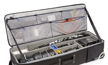 New Gear: Think Tank Photo Production Manager 50 Rolling Case For Big Lighting Setups
