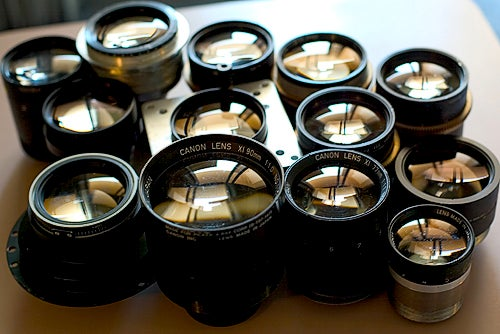 Blair Bunting lenses