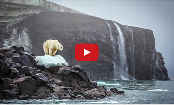 Video: Adventure Photographer Cory Richards Gives an Inspirational Talk About Pushing Boundaries