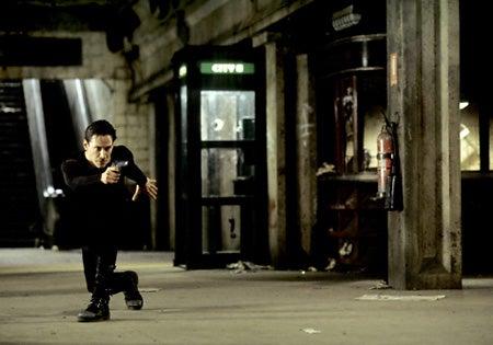 """""""Actor-Keanu-Reeves-prepares-to-battle-actor-Hugo-W"""""""