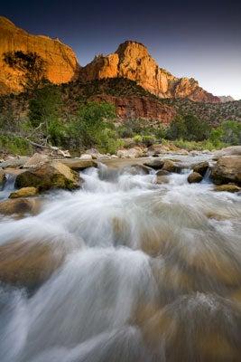 """Dynamic-Range-Boost-Zion-National-Park-UT-Tripo"""