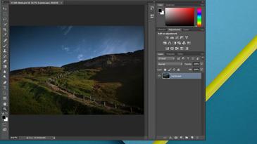 Photoshop Chrome