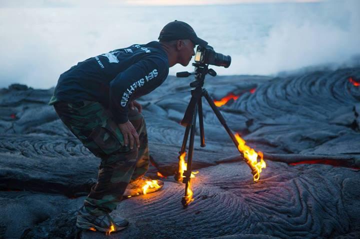lava fire photographer